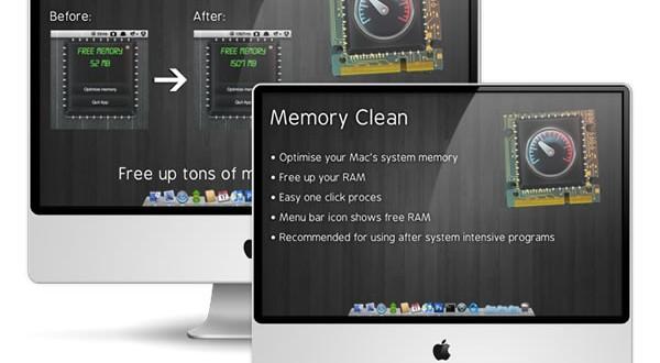 Memory Clean, para limpiar la memoria en el Mac