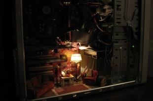 Un salón en el PC
