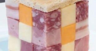 El sandwich del cubo de Rubik