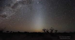 ASKAP Radio Telescopio