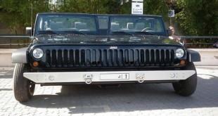 Un Jeep siamés