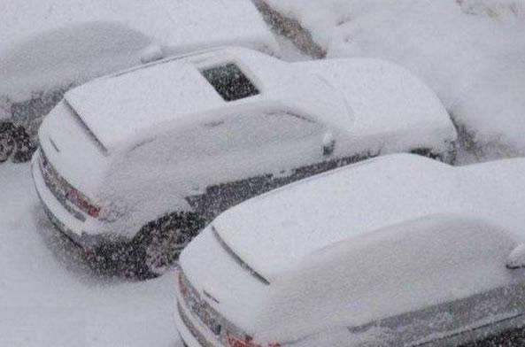 ¡Cuidado con la nieve!