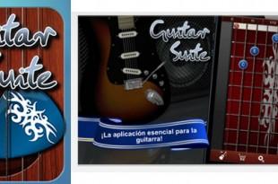 Guitar Suite, la aplicación esencial para la guitarra