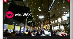 Crear vídeos interactivos con wireWax