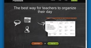 Planboard, planificador de lecciones para profesores