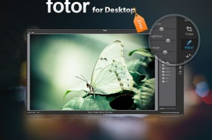 Fotor, también para mejorar tus fotos en Mac