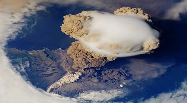 Impresionante time-lapse desde la Estación Espacial Internacional