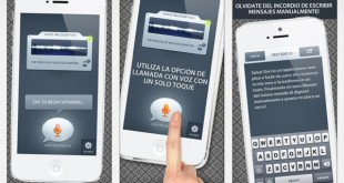Transforma la voz en texto con Voice recognition