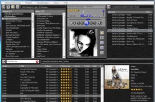 Nemp, un reproductor de música portable con control remoto