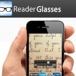 Gafas de cerca en tu iPhone con Reader Glasses