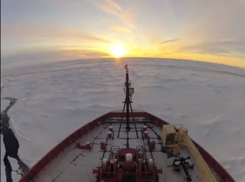 Photo of Dos meses en la Antártida en cinco minutos