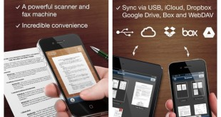 Avocado Scanner Deluxe, para escanear documentos en iPhone e iPad