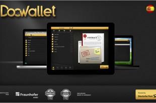 DocWallet, para guardar documentos en Mac, iPad y PC