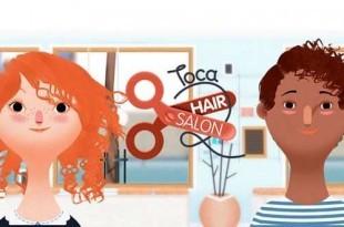 Diversión para niños con Toca Hair Salon 2