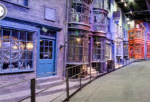 Photo of ¿Quieres visitar el Callejón Diagon de Harry Potter?