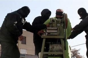 Irán: la tenebrosa máquina de amputar dedos