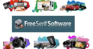 Aplicaciones gratuitas en Free Serif Software