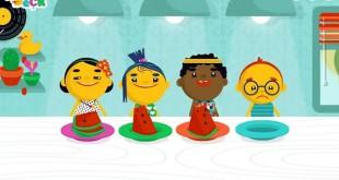 Duckie Deck, juegos para niños