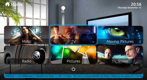 MediaPortal, un centro multimedia en tu PC