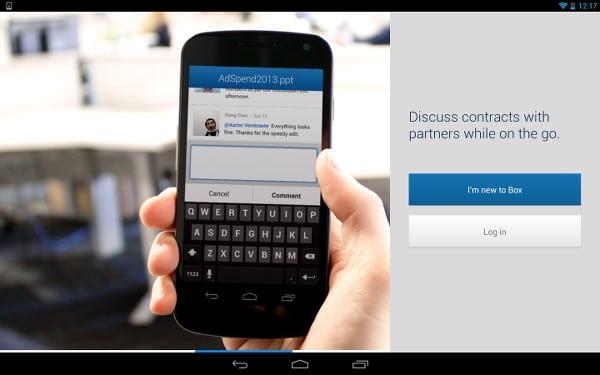 Box para dispositivos Android