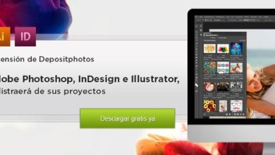 Photo of La extensión de Depositphotos.com para productos de Adobe
