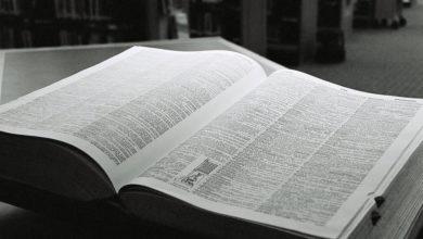 Dirae, diccionario inverso de la Lengua Española