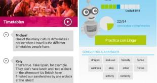 Lingualia lanza app para Android
