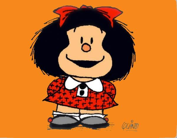 Algunas respuestas de Mafalda