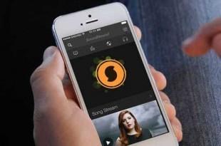SoundHound, para buscar y escuchar música