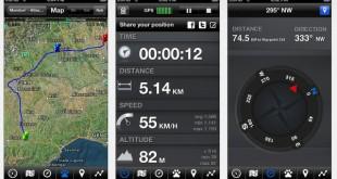 Easytrails GPS, la aplicación ideal para el aire libre