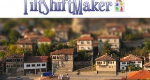 TiltShift Maker, transforma tus fotos en modelos en miniatura