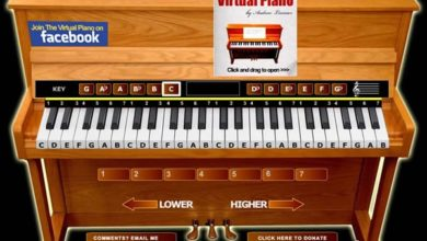 Photo of El piano virtual