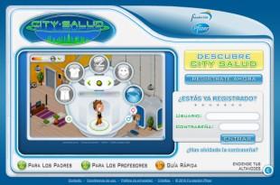 City Salud, vida saludable para los más pequeños