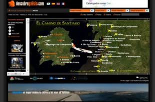 Descubre Galicia, viaje virtual en 360º