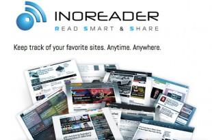 InoReader, otro lector de feeds