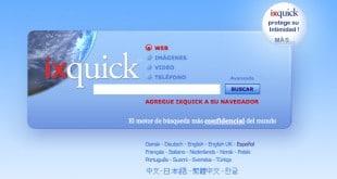 Ixquick, el metabuscador más confidencial del mundo