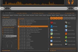 Nexus Radio, busca y escucha más de 15 millones de canciones