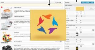 Easy Parallax Slider, para WordPress