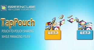 TapPouch, transmite archivos a través de WiFi en Android