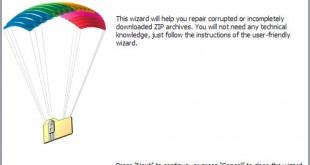 Como reparar archivos ZIP