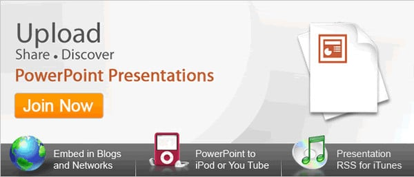 authorSTREAM, comparte presentaciones PowerPoint online