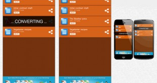 De PDF a Word en tu móvil con Able2Doc PDF to Word Mobile