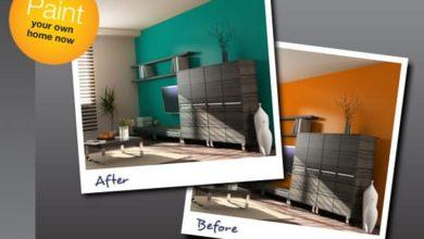 Colorjive, para elegir el color con el que vas a pintar una habitación