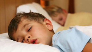Los niños que no duermen serán obesos