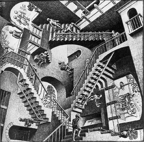Obra de Escher