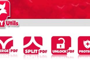 Manipular PDFs en línea