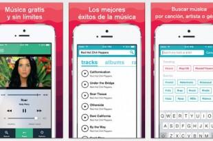 Freemake Musicbox para iPhone, toda la música