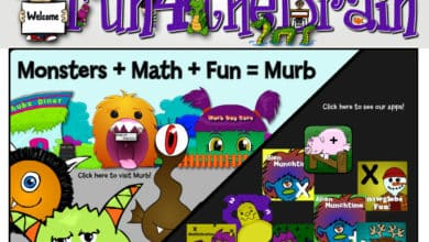 Fun 4 The Brain, juegos educativos
