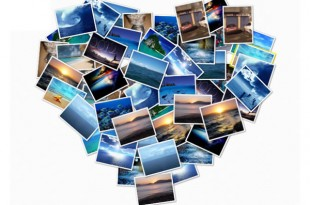 Loupe, para crear collages con fotos de Facebook