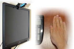 Controla tu ordenador desde la cámara web con Npointer